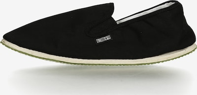Ethletic Slipper 'Fair Fighter Classic' in schwarz, Produktansicht