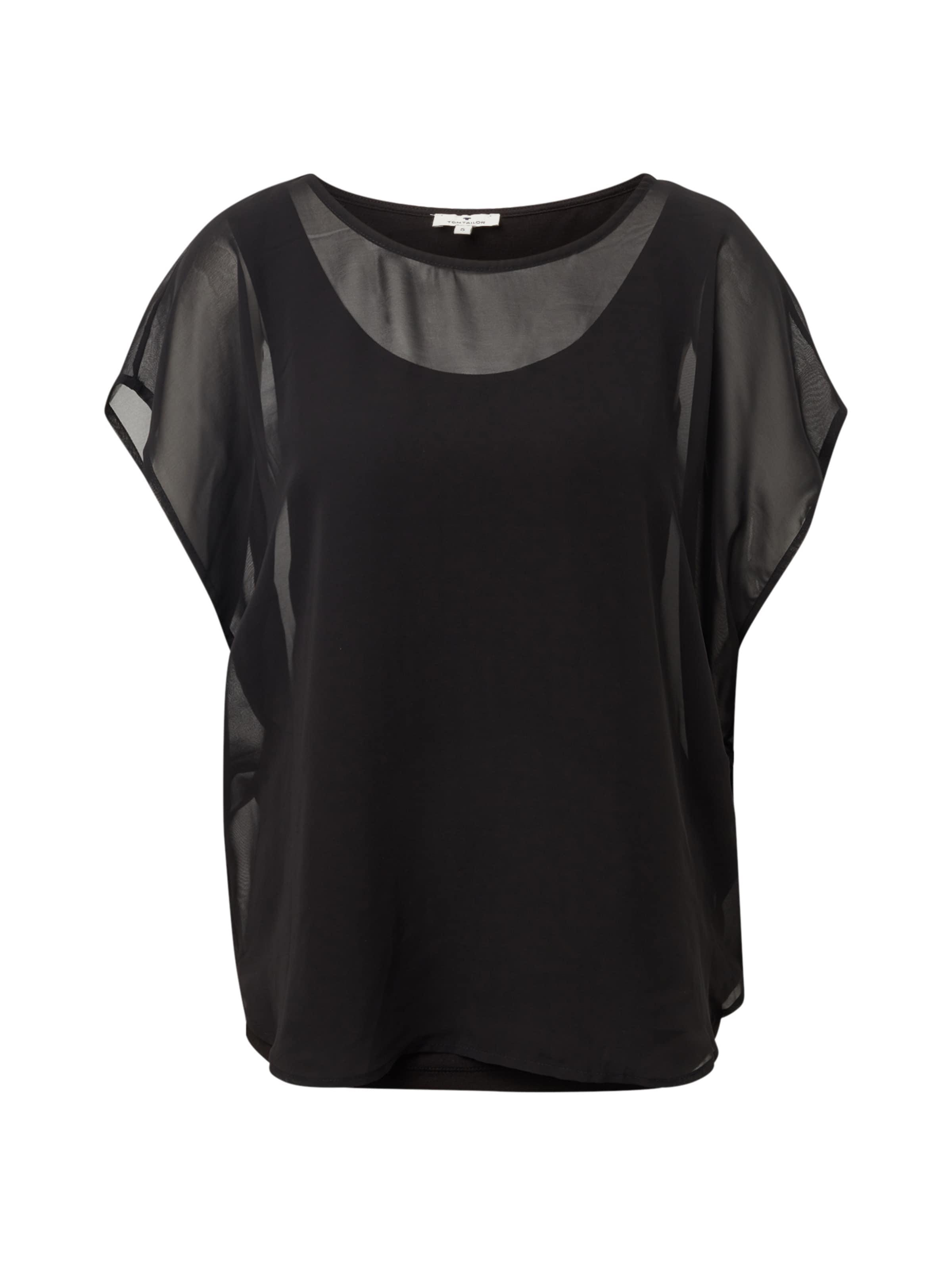 In Schwarz Tom T Tailor shirt F1clTKJ3