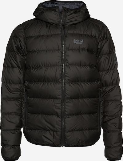 JACK WOLFSKIN Outdoorjas 'Helium' in de kleur Zwart, Productweergave
