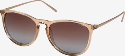 Pilgrim Sonnenbrille 'Vanille' in braun, Produktansicht