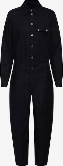 DRYKORN Overall 'MARJAM' in schwarz, Produktansicht