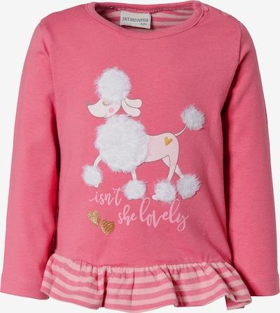 SALT AND PEPPER Langarmshirt in pink, Produktansicht