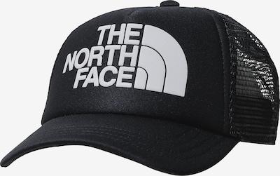 THE NORTH FACE Cap in schwarz / weiß, Produktansicht