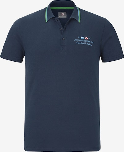 Jan Vanderstorm T-Shirt 'Hjord' en bleu marine, Vue avec produit