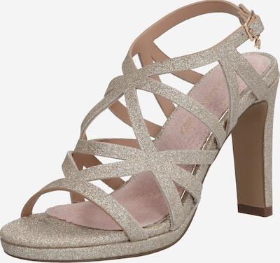 MARIAMARE Sandalen met riem 'ARAIDA' in de kleur Beige, Productweergave