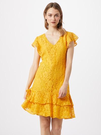 Lauren Ralph Lauren Kleid 'CHALINA' in gelb, Modelansicht