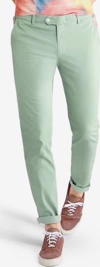 MMXGERMANY MMX Herren Super Stretch Pima Cotton Chino in grün, Produktansicht