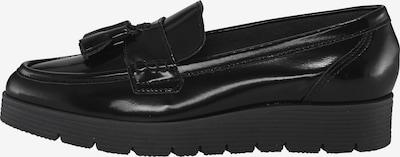 heine Slipper in schwarz, Produktansicht