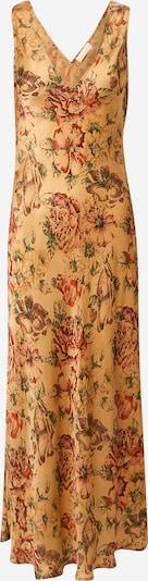 Mes Demoiselles Kleid 'Nooch' in goldgelb / grün / orange, Produktansicht