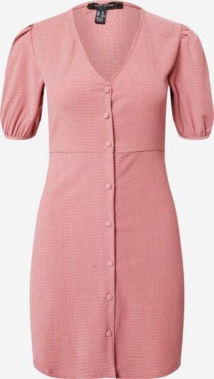 Rochie NEW LOOK pe roz: Privire frontală