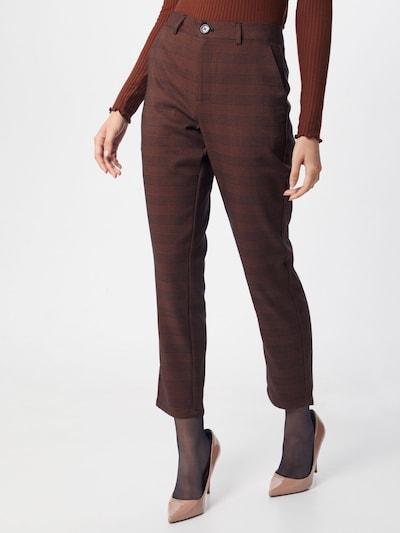 Kaffe Pantalon 'KAtasja Pants' en rouge cerise: Vue de face