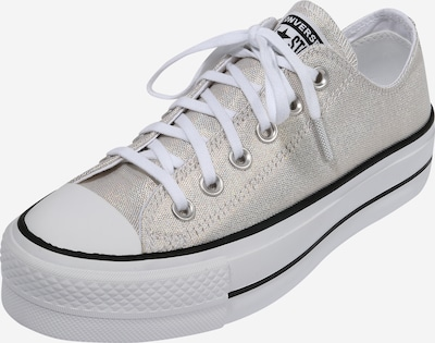 CONVERSE Sneakers laag 'Chuck Taylor All Star Lift - Ox' in de kleur Goud / Wit, Productweergave