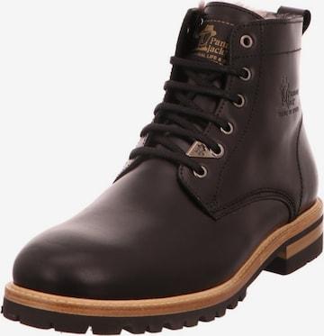PANAMA JACK Snørestøvler i svart