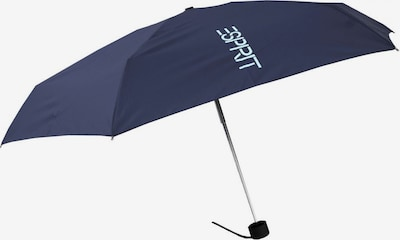 ESPRIT Petito Mini-Taschenschirm Piccolo in blau, Produktansicht