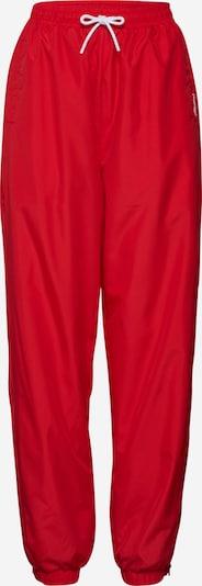 Pantaloni 'CHRISTAL' hummel hive pe roșu, Vizualizare produs