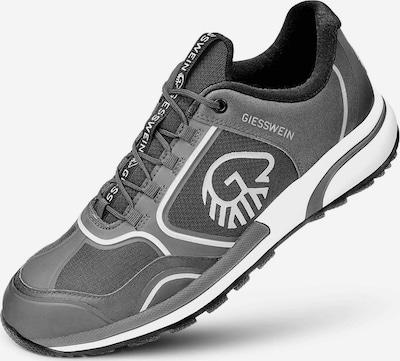 GIESSWEIN Sneakers in grau / weiß, Produktansicht
