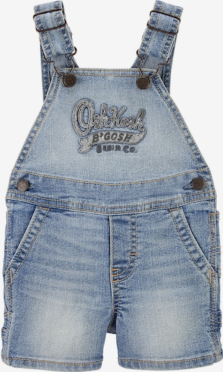 OshKosh Latzshorts in blue denim, Produktansicht