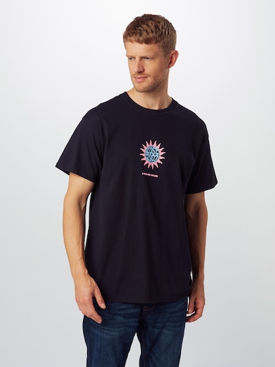 NEW LOOK T-Shirt en noir: Vue de face
