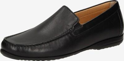 SIOUX Slipper 'Gion-XL' in schwarz: Frontalansicht