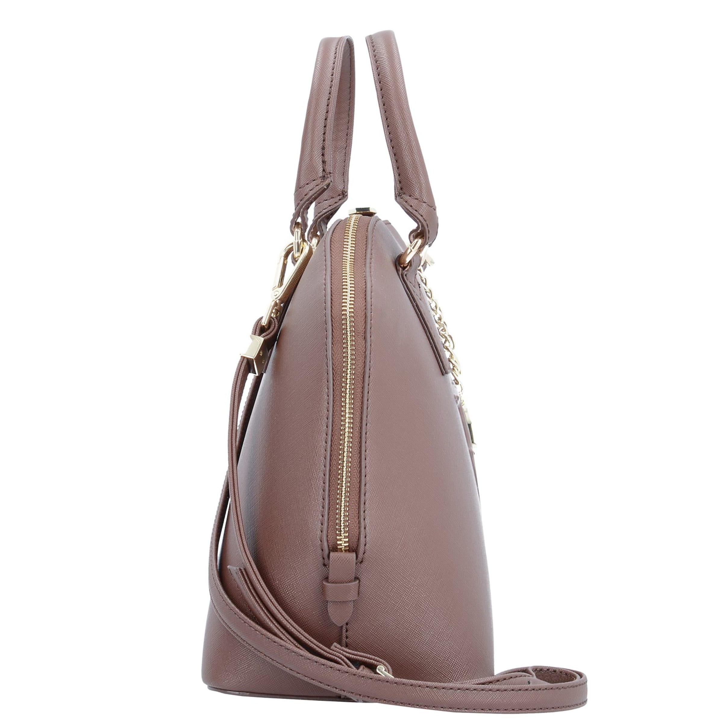 Trussardi Dome Ecoleather Trussardi Ischia Ischia Ecoleather cm Jeans Handtasche Bag Jeans 32 tww0fSq