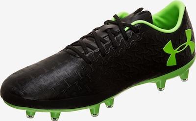 UNDER ARMOUR Fußballschuh 'Magnetico Pro' in kiwi / schwarz, Produktansicht