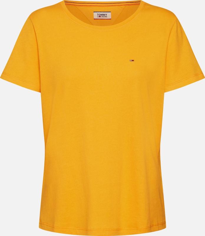 'tjw shirt Soft Jeans En Tee' Jaune Tommy T Jersey uPkOTXZi