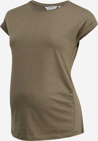 Dorothy Perkins T-shirt 'Maternity Organic Kh' en vert, Vue avec produit