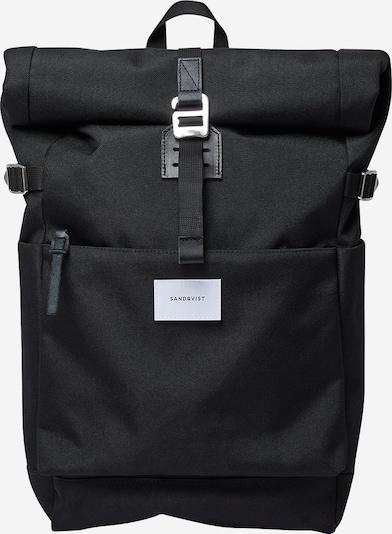 SANDQVIST Rucksack 'ILON' in schwarz, Produktansicht