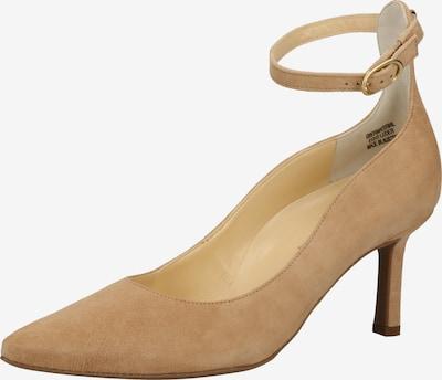 Paul Green Escarpins à bride arrière en beige clair, Vue avec produit