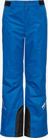 ICEPEAK Hose 'Carter' in blau / schwarz, Produktansicht