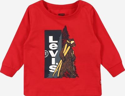 LEVI'S Shirt in mischfarben / rot, Produktansicht