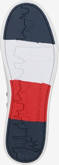 TOMMY HILFIGER Sneakers laag in de kleur Wit: Onderaanzicht
