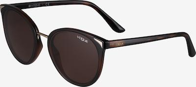 VOGUE Eyewear Sonnenbrille in braun, Produktansicht