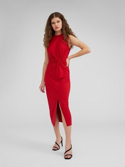 EDITED Šaty 'Nadine' - červená, Model/ka