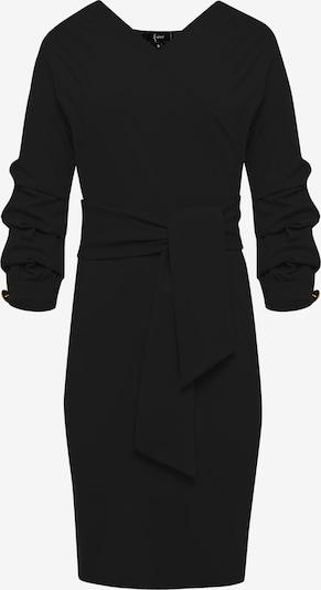 faina Etuikleid in schwarz, Produktansicht