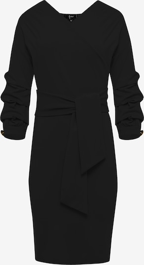 faina Cocktailjurk in de kleur Zwart, Productweergave