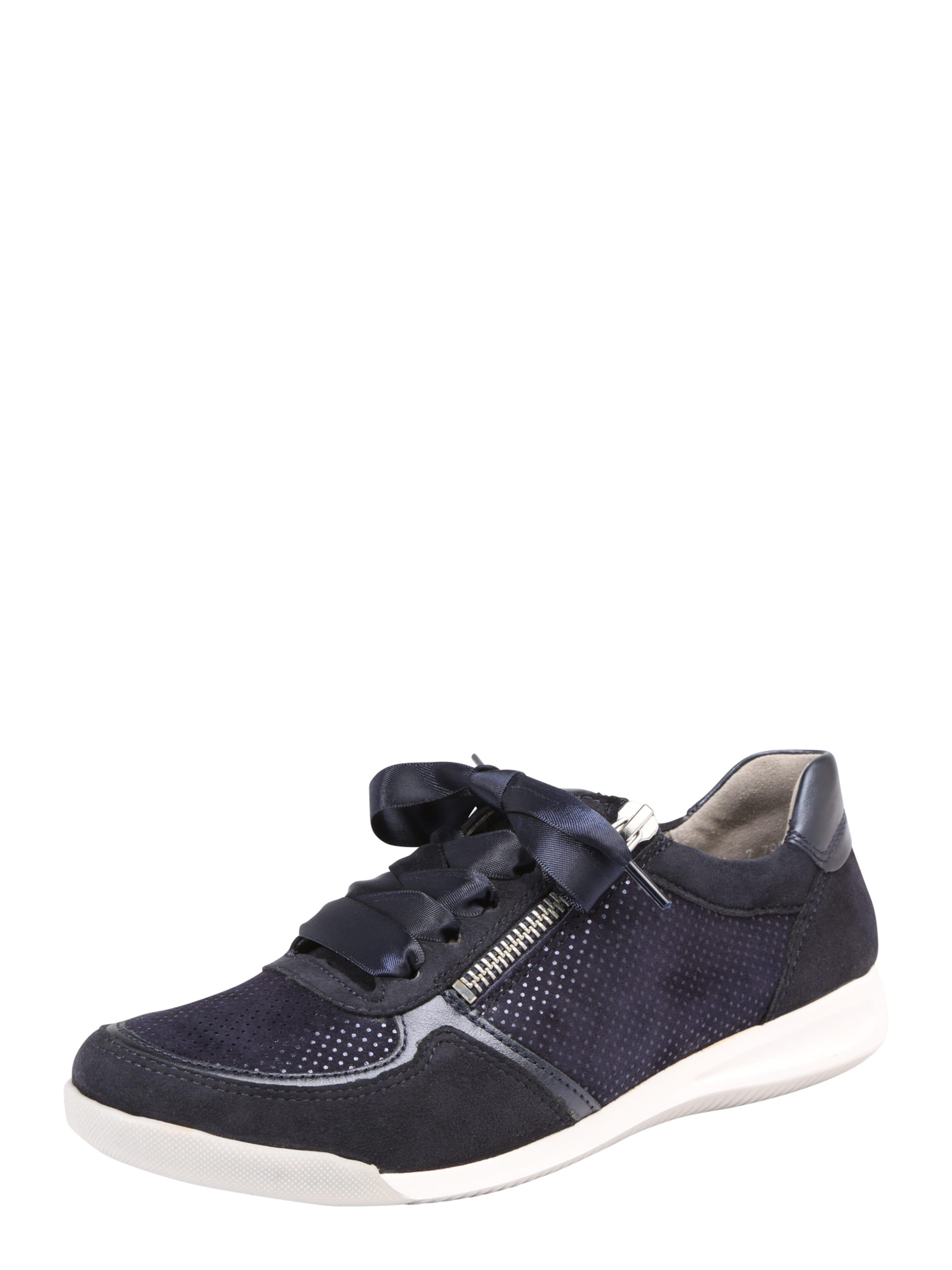 ARA Sneaker ROM mit Satinschleife Hohe Qualität