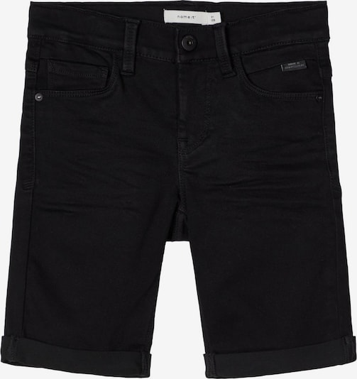 NAME IT Shorts in schwarz, Produktansicht