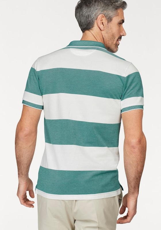 GANT Poloshirt 'Oxford Stripe Rugger'