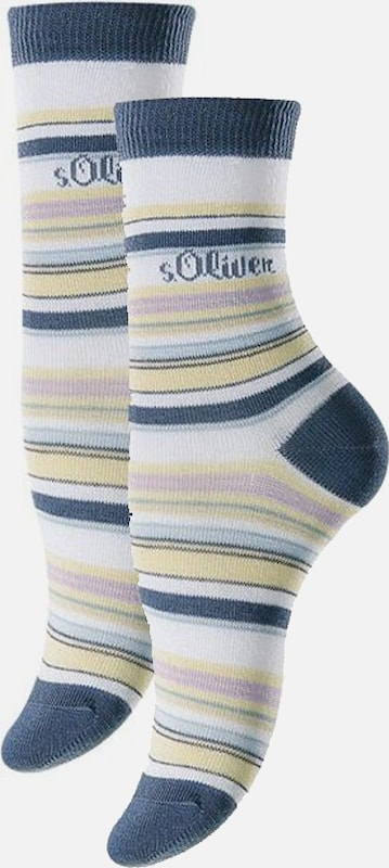 s.Oliver RED LABEL Socken (4 Paar)