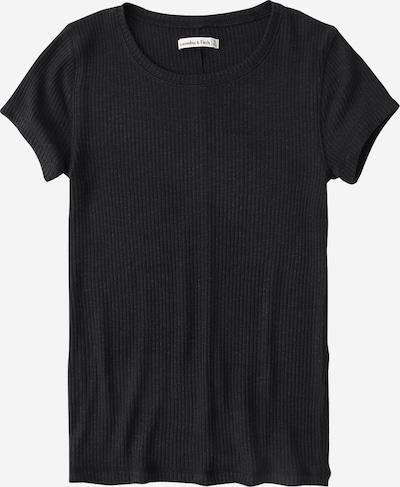 Abercrombie & Fitch Koszulka w kolorze czarnym, Podgląd produktu