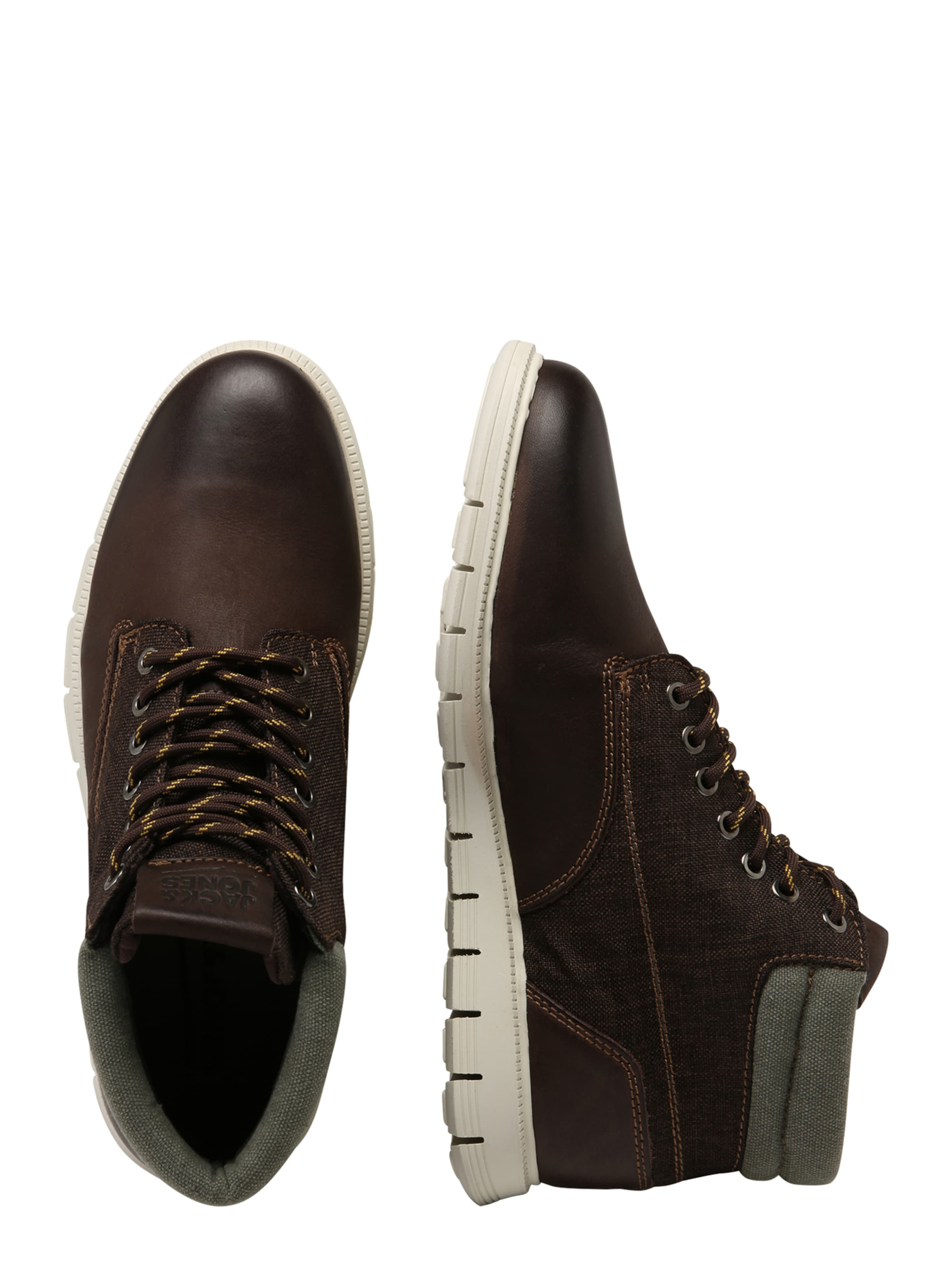 Stiefel In Jones Boot' 'jfwpedro Leather Dunkelbraun Jackamp; 4AjLq3R5