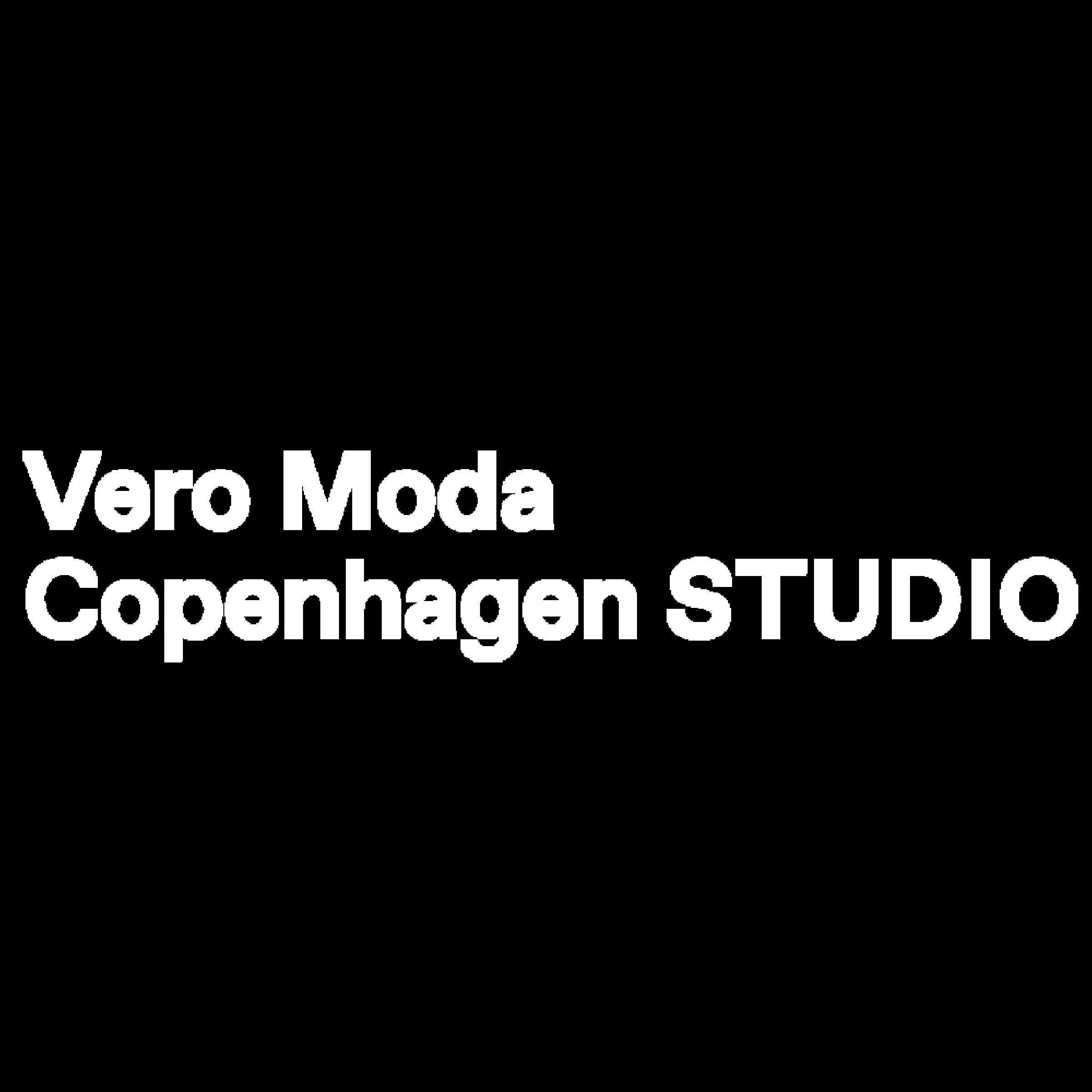 Vero Moda Copenhagen Studio Logo