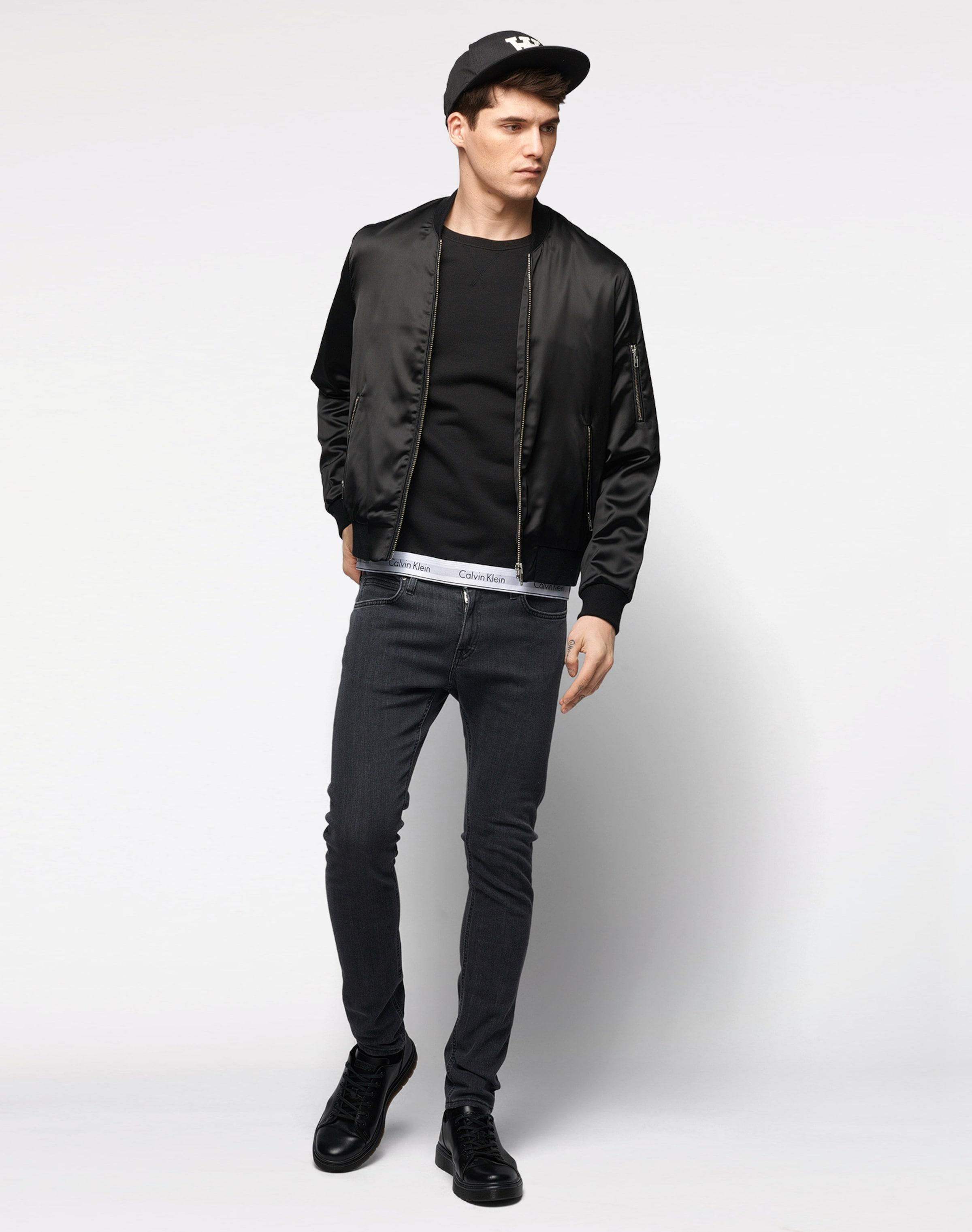Billig Verkauf Genießen 100% Authentisch Calvin Klein underwear Unifarbenes Sweatshirt Auslass Niedriger Preis Marktfähig Günstiger Preis Mode Günstig Online hLWwY