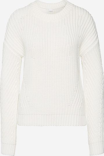 BOSS Pullover 'Waynetta' in weiß, Produktansicht