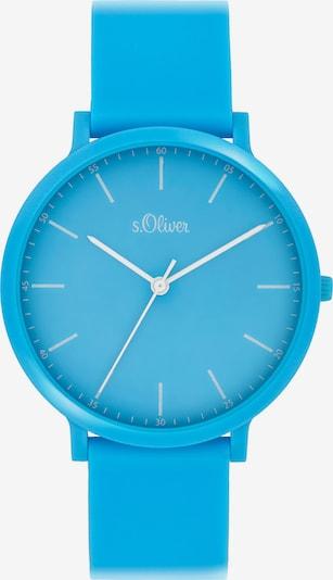 s.Oliver Uhr in aqua, Produktansicht