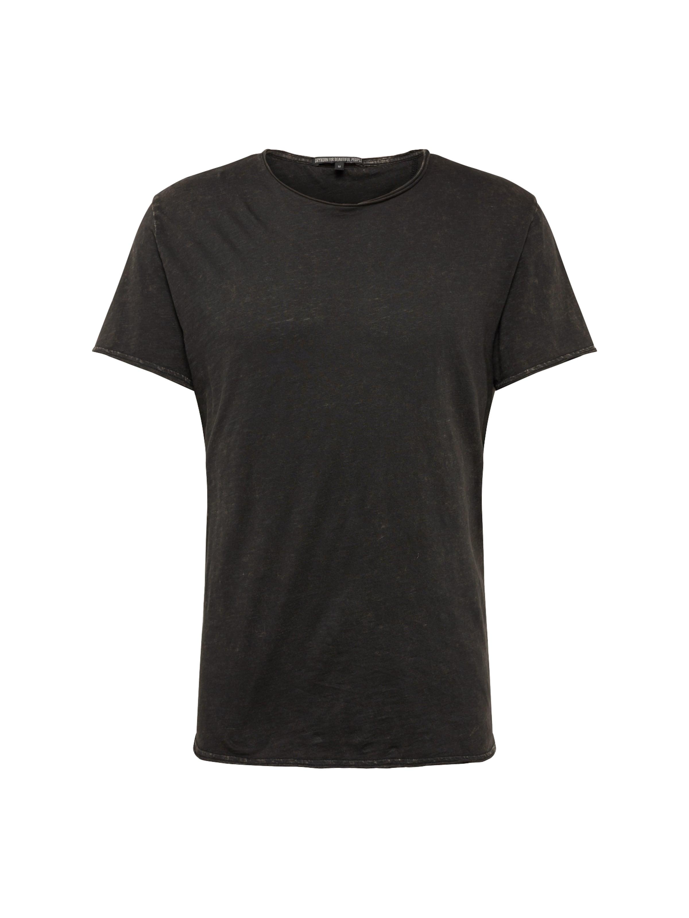 Gris 'kendrick' shirt Drykorn T Foncé En bf7I6gYvy