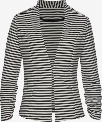 Aniston SELECTED Blazer in schwarz / weiß, Produktansicht