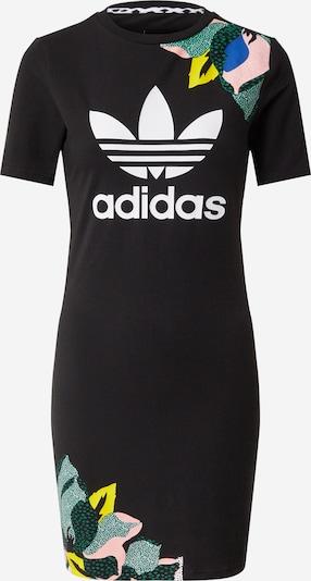 ADIDAS ORIGINALS Kleid in blau / grün / pink / schwarz, Produktansicht