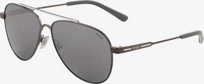 POLO RALPH LAUREN Sunglasses '0PH3126' in Grey / Silver, Item view